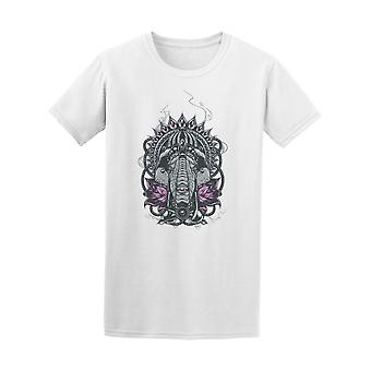 Ancient Gothic Ganesha Tee Men's -Image by Shutterstock