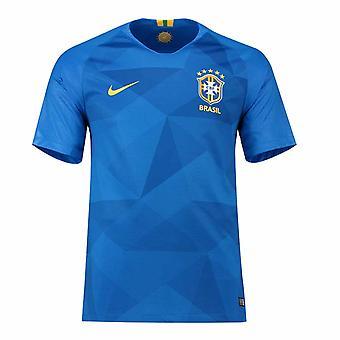 2018-2019 Brazil maglia di calcio Nike Away