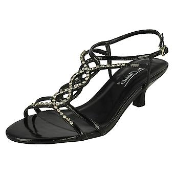 Dames Anne Michelle avond sandalen L3879