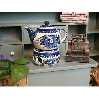 Bule de chá quente, miniatura, único 2 - BSN 1738