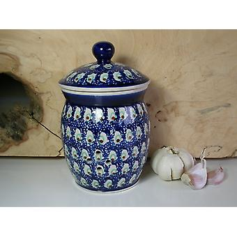 Garlic pot, 1 liter, ↑18 cm, Ø 12 cm, tradition 59, BSN 40072