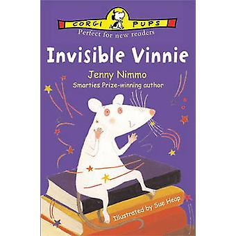 Invisible Vinnie by Jenny Millward & Jenny Nimmo & Sue Heap