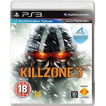 Killzone 3 - Move compatibel (PS3)