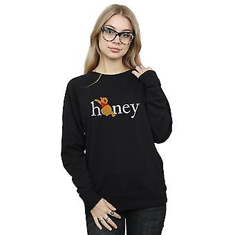 Der Frauen Disney Winnie The Pooh Honig Sweatshirt