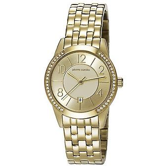 Pierre Cardin ladies watch TROCA LADY watch gold PC106582F17