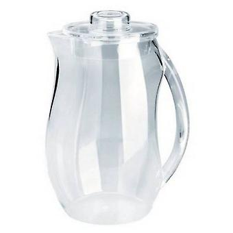Lacor Acrylic water jug with lid 2.8 Lts (Kitchen , Jugs and Bottles , Jugs)