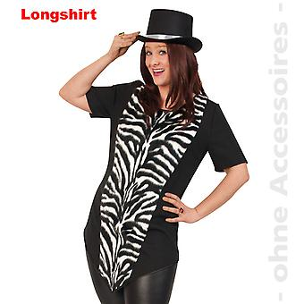 Zebra Womens costume Zebra costume ringmaster burlesque ladies costume