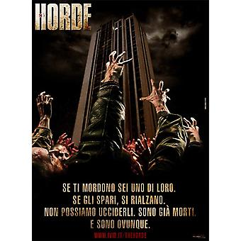 The Horde Movie Poster (11 x 17)