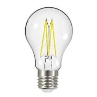 1 X Energizer 7.2W = 60W LED Filament GLS Light Bulb Lamp Vintage ES E27 Clear Edison Screw [Energy Class A+]