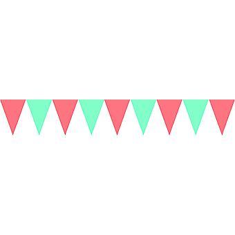 Ice Cream Eis Party Girlande Banner 1 Stück Kindergeburtstag Mottoparty