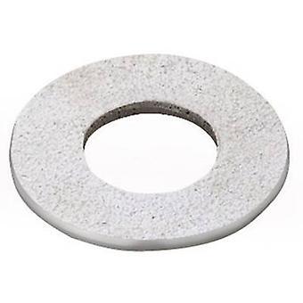 TOOLCRAFT A2,2 D125:A2K 194696 Washers Inside diameter: 2.2 mm M2 DIN 125 Steel zinc plated 100 pc(s)