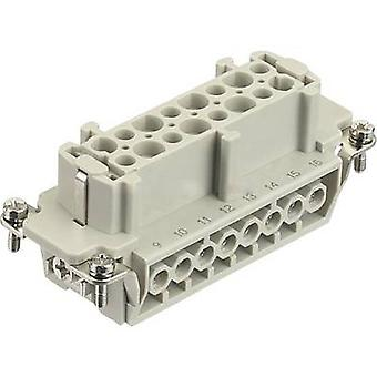 Harting 09 33 016 2711 Han® 16E-bu-s Industrial Connector HAN E Series - Inserts