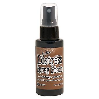 Distress Spray Stain 1.9oz-Vintage Photo