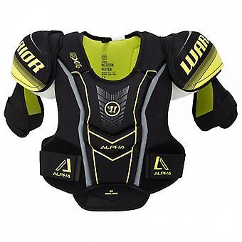 Warrior Alpha QX4 shoulder protection-senior