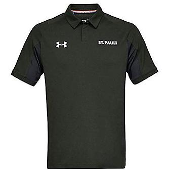 2018-2019 St Pauli Team Polo Shirt (Loche)