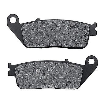 KMG 2008-2011 Victory Kingpin Rear Non-Metallic Organic NAO Disc Brake Pads Set