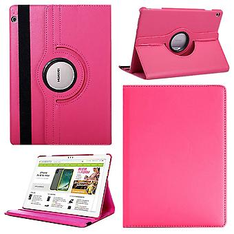 For Apple iPad Pro 11.0 inch 2018 360 degree case cover bag pink art leather case new