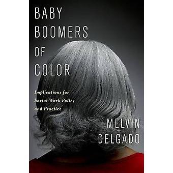 Baby Boomers av färg - konsekvenser för socialt arbete och praktiska