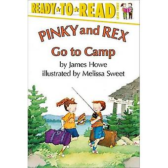 Pinky & Rex Go to Camp by HOWE - 9780689825880 Book
