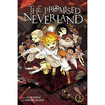 The Promised Neverland - Vol. 3 by Kaiu Shirai - 9781421597140 Book