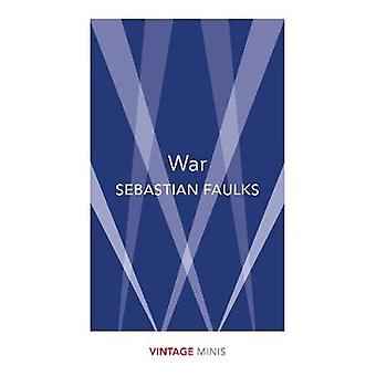 War - Vintage Minis by Sebastian Faulks - 9781784874490 Book