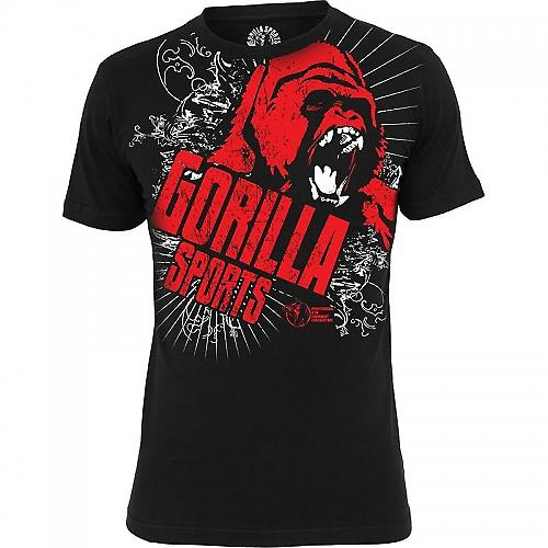 Gorilla Sports T-Shirt Roaring