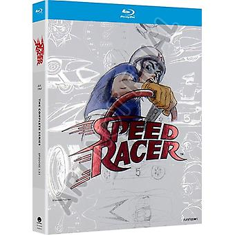 Speed Racer: Complete serie [Blu-ray] USA import