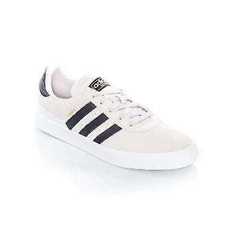 Adidas Crystal White-Core Black-Footwear White Busenitz Vulc Shoe