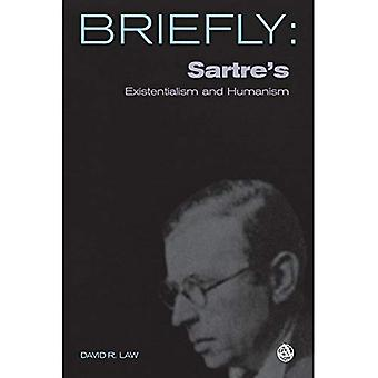 Sartre's Existentialism and Humanism (SCM Briefly) (SCM Briefly)