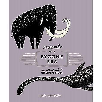 Tiere einer längst vergangenen Epoche: Eine illustrierte Kompendium