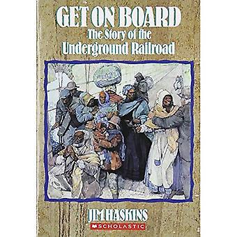 Dostać się na pokład: historia Underground Railroad