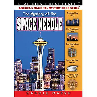 Mystery at the Space Needle (Real Kids! Real Places! (Hardcover))