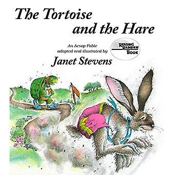 Sköldpaddan och haren: en Aisopos fabel (Reading Rainbow Book)