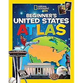 Nationella geografiska barn Nybörjarens USA Atlas