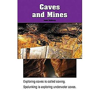 Caves and Mines (Rosen Real Readers: Stem and Steam Collection)