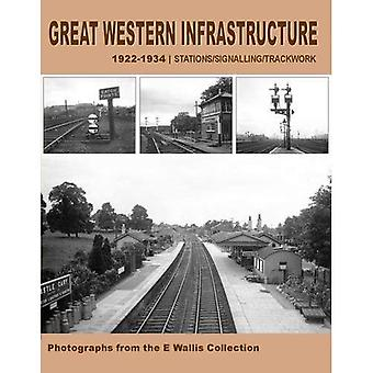 Great Western Infrastructure 1922 - 1934: Photographs from the E. Wallis Collection