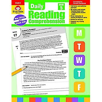 Daily Reading Comprehension,� Grade 5 (Daily Reading Comprehension)