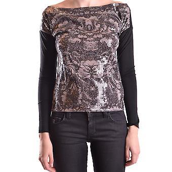Liu Jo Black Polyester Sweater
