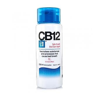 Cb 12 Oral Care Agent Mint Menthol 250Ml