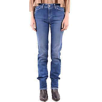 Emporio Armani blå Denim Jeans