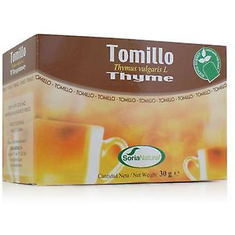 Soria Natural Thymes Infusion (Food, Beverages & Tobacco , Beverages , Tea & Infusions)