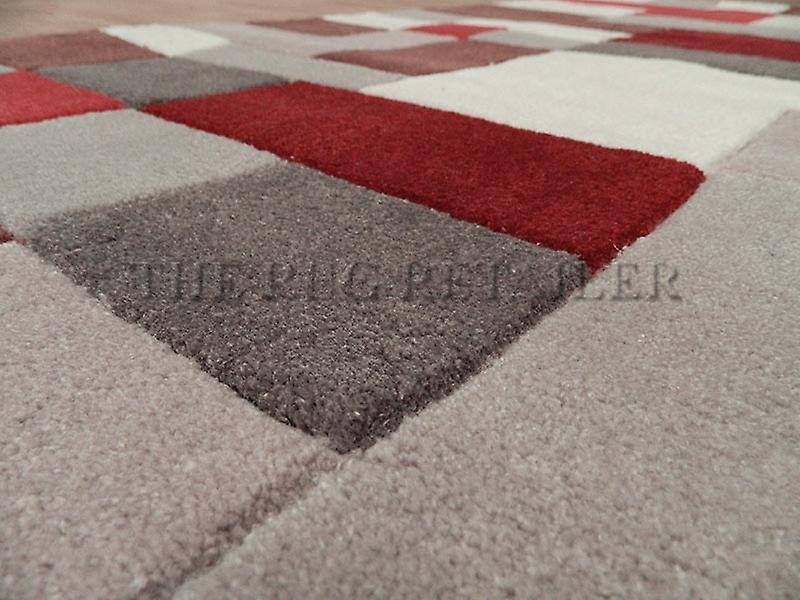 Rugs - Picasso Geo - Red