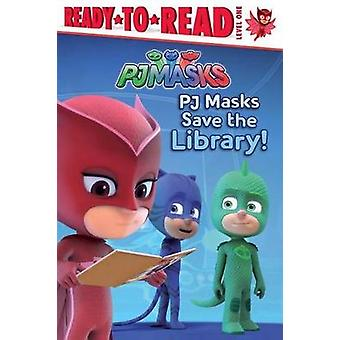 PJ Masks Save the Library! by Daphne Pendergrass - Style Guide - 9781