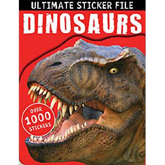 Ultimate Sticker File - Dinosaurs by Thomas Nelson - 9781783931156 Book