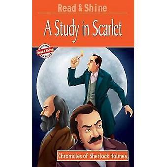 Study in Scarlet by Pegasus - 9788131935361 Book
