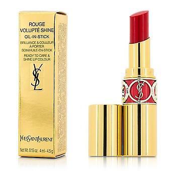 Yves Saint Laurent Rouge Volupte Shine - # 45 Rouge Tuxedo - 4.5g/0.15oz