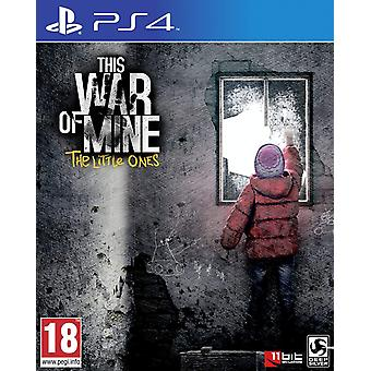 This War of Mine The Little Ones - Playstation 4