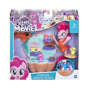 My Little Pony Undersea Cafe Scene Pack Pinkie Pie
