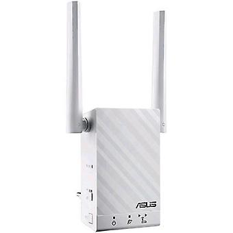 Asus rp-ac55 wireless range extender 1,200 mbps color blanco