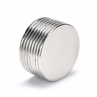 Bague de 30 x 2 mm aimant néodyme N35 - 100 pièces